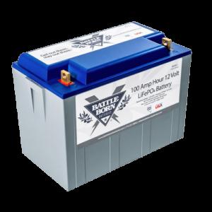 battle born BB10012 lfp 12v 100ah battery lifepo4 lithium