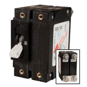 mnedc80-300 300v DC panel breaker