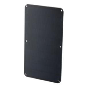 voltaic 5.5watt solar panel for USB batteries