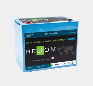 relion RB75 lithium battery group 24
