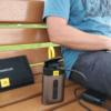 powertraveller condor 100 portable AC battery