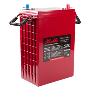 rolls s6-460agm-re battery