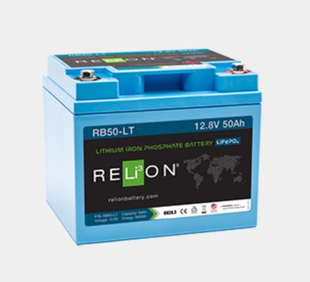 RB50-LT relion low-temperature lithium battery