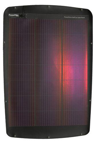 powerfilm PowerDrive Golf Car Solar Panel EZGo-rxv