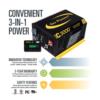 go power IC-3000 Series inverter Benefits