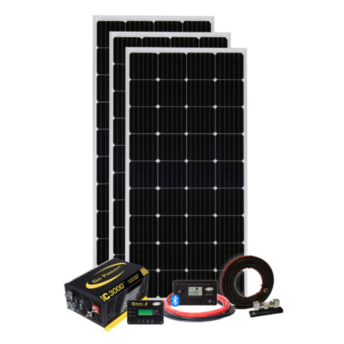 go power Solar Extreme Kit