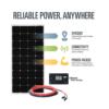 go power Solar Extreme Kit benefits