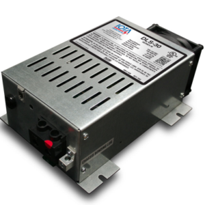iota dls-30a 12V DC 30A power supply battery charger