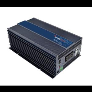 samlex PST-3000-24 pure sine inverter 3000w 24V gfci hardwire