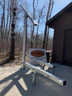 MT1 solar pole mount by BenjMech