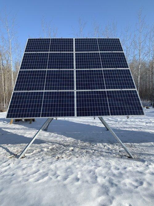 benjmech mt8 solar pole mount