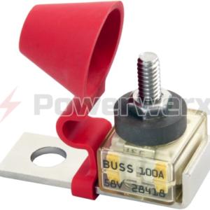 eaton bussman cbbf-mbc mrbf battery terminal fuse holder